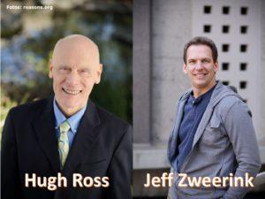 Hugh Ross und Jeff Zweerink
