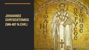 Johannes Chrysosthomos