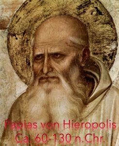 Papias von Hieropolis