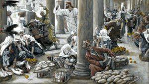Die Tempelreinigung
