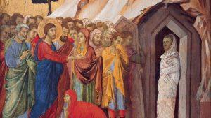 Die Auferweckung des Lazarus