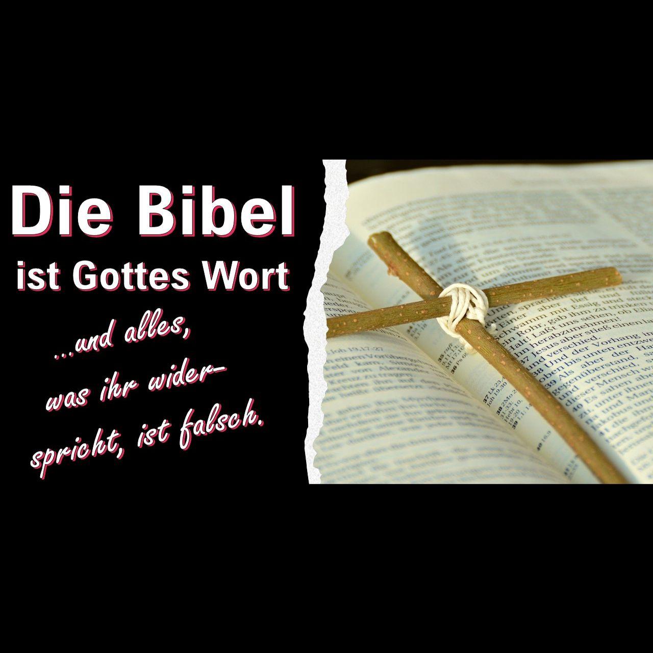 Bibel Beweise
