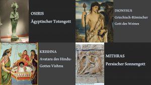 Antike Mysterienreligionen