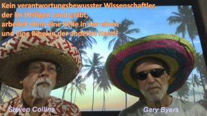 Steven Collins und Gary Byers