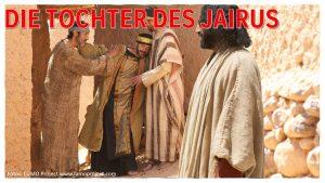 Die Tochter des Jairus